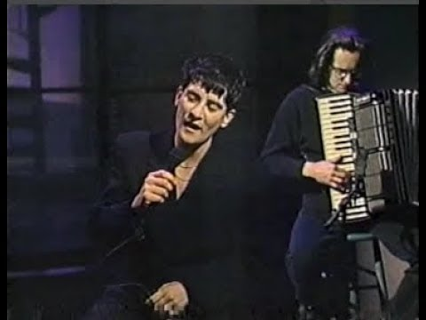 "k.d. lang, ""So In Love"" on Late Night, November 23, 1990"