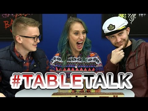 Scary Campfire Stories on #TableTalk!
