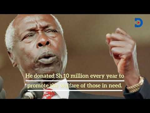 From classroom to State House:Interesting things about former president Daniel Toroitich Arap Moi