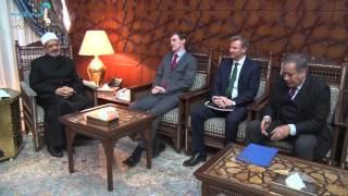 بالفيديو.. سفير بريطانيا بمصر: الأزهر له تاريخ طويل مِن الشراكة مع المملكة المتحدة