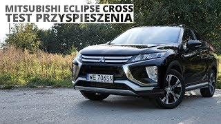 Mitsubishi Eclipse Cross 1.5 T 163 KM (AT) - acceleration 0-100 km/h