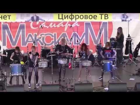 Loud Street Girls (Maxi Rock 2015)