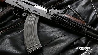 AKM (AK47) / AK74 Zenit Rail System Heat Torture Test