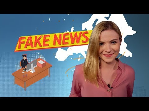Fake News: Werden die Europawahlen manipuliert?   ARTE Journal