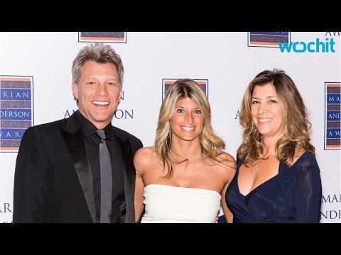 Bon Jovi Celebrates 27th Wedding Anniversary