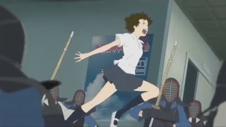 AnimeLab Movies in March - The Girl Who Leapt Through Time