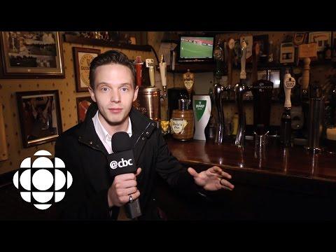 Republic of Doyle: Mark O'Brien's Top St. John's Pubs  CBC Connects