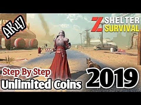 Z Shelter Survival Unlimited Coins Hack By Gameguardian Step By