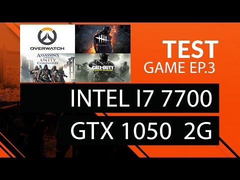 ไม่น่าเชื่อ INTEL CORE I7 7700 + GTX1050 2G เล่นได้เฉย EP3