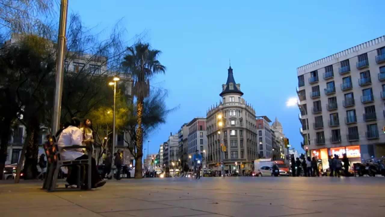 Pla a universitat barcelona youtube - Placa universitat barcelona ...