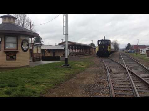 Byesville Scenic Railway March 2017 Update