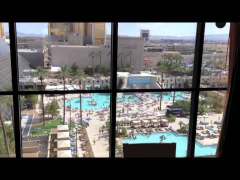 Luxor Tower Premier Suite Youtube