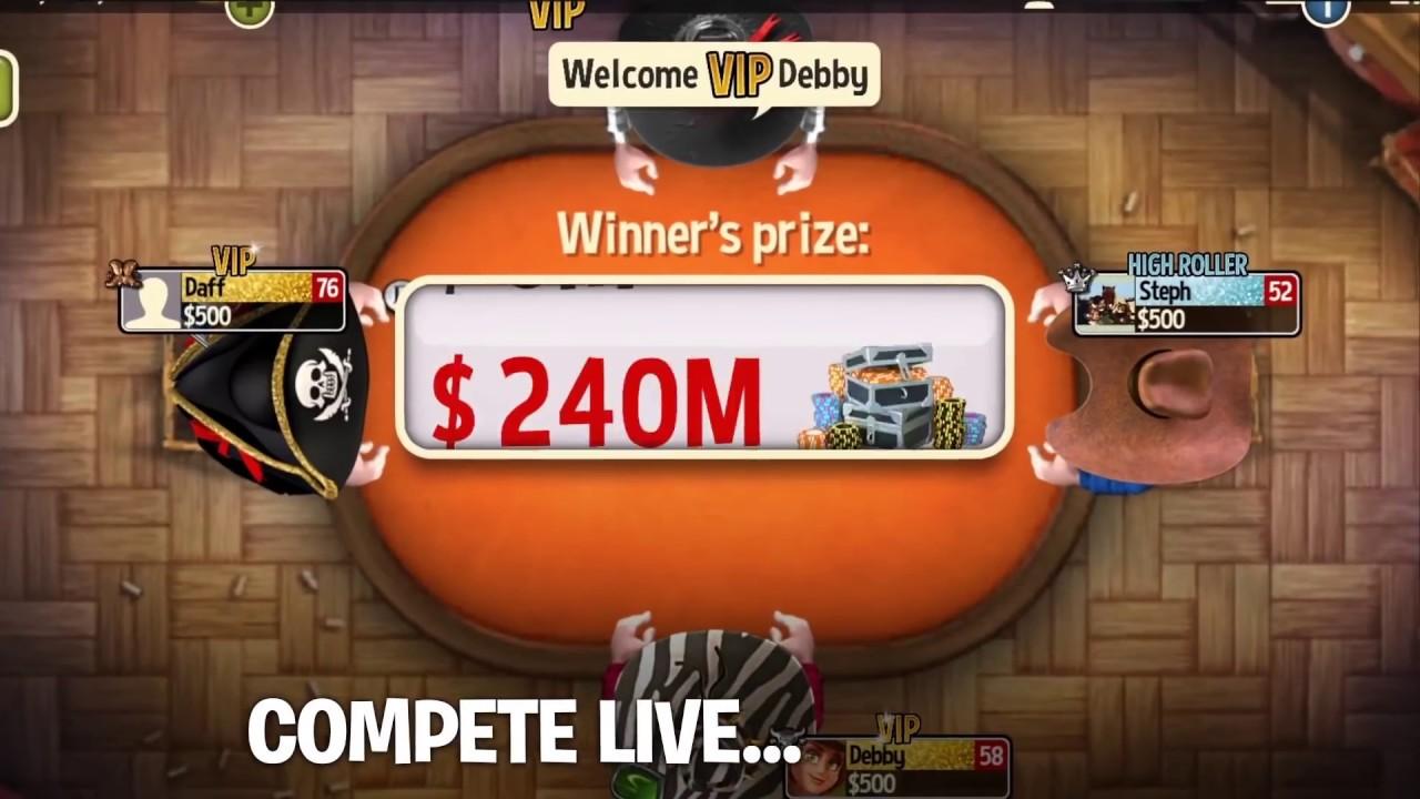 Online Free Poker Multiplayer