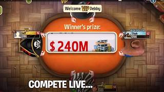 Governor Of Poker 3 - Online Multiplayer Texas Hold'em Poker Game - English