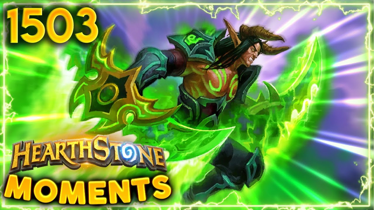 That Play Was Simply GENIUS! | Hearthstone Daily Moments Ep.1503 thumbnail
