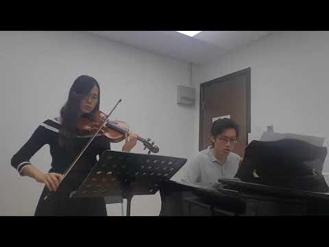 ABRSM 2016-2019 Violin Grade 4 - B3 Performance [Entr'acte] - Schubert