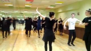 урок армянского танца