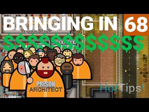 Prison Architect 2.0 - Ep 68 - Economic Expansion - Let's Play