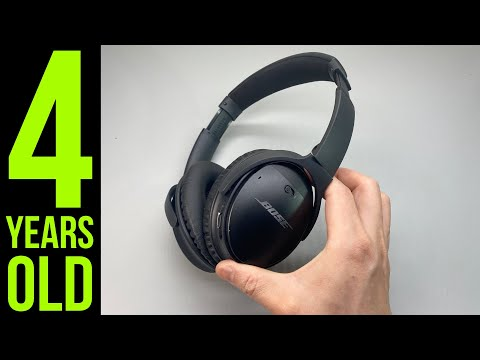 Bose QC35, Is