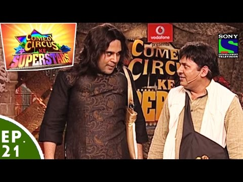 Thumbnail: Comedy Circus Ke Superstars - Episode 21 - Semi Finals