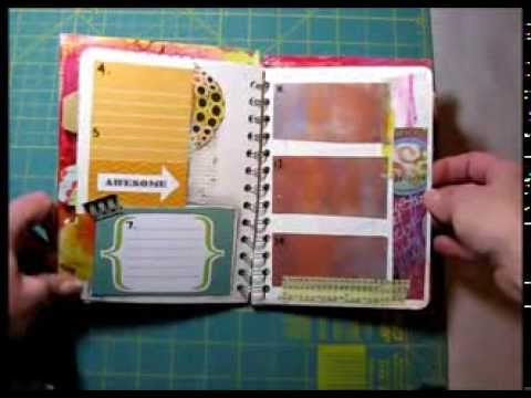 Diy Day Planner  Youtube