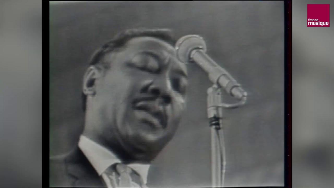 Muddy Waters au Studio 104 de la Maison en 1964