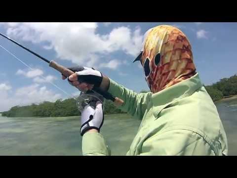 Pesca Maya Lodge Fly Fishing Trip - Ascension Bay Mexico 2013 -