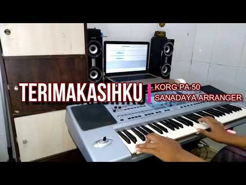 Terimakasih Guru Keyboard KORG PA50
