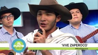 Al Punto con 'Vive Zaperoco'