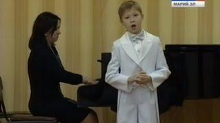 Нотная тетрадь - VI Республиканский конкурс вокального искусства «Голос детства»