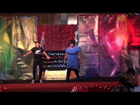 Miss Galaxy Tonga 2014 Talent Nite Dance Duet - Footloose