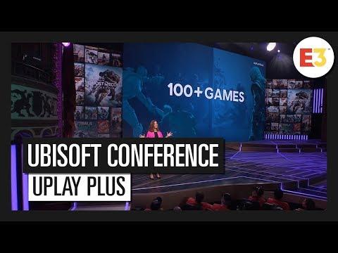 UPlay Plus: E3 2019 Conference Presentation