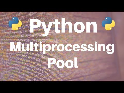 Multiprocessing in Python: Pool