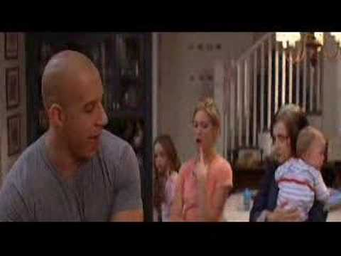 "The Pacifier  ""Shane's Rules""-FUNNY SCENE"