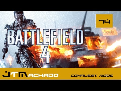 [PS4]- BF4 | Conquest | Operation Metro | Road to Max Rank - Gameplay #074