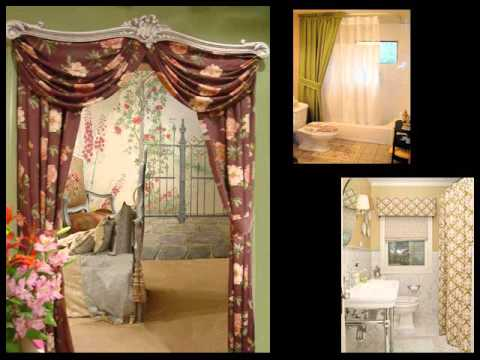 Decorative Shower Curtains : Shower Curtains