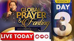 Pastor Chris LIVE:: Global Prayer and Fasting GRAND FINALÉ