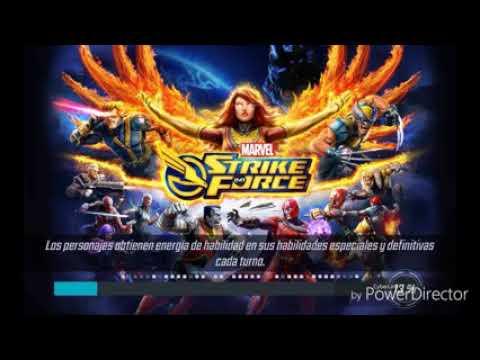 MARVEL STRIKE FORCE APK  HACK GRATIS V 3.3.2  DESCARGA GOD MODE