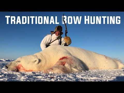 Bow Hunting DANGEROUS GAME with a Recurve Bow! (Eastmans')