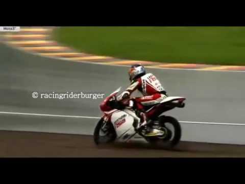 Khairul Idham Pawi Wet Track Slayer Germany Moto3