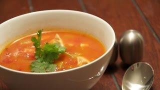 Mexican chicken soup recipe easy