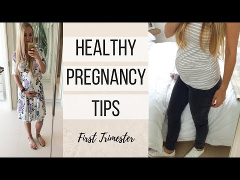healthy-pregnancy-tips//first-trimester//-diet-&-exercise