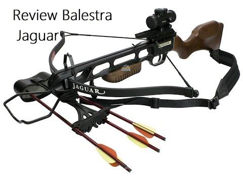 crossbow jaguar 175 lb youtube. Black Bedroom Furniture Sets. Home Design Ideas