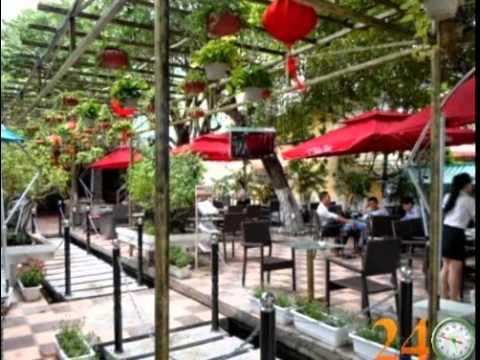 Quan cafe san vuon quan go vap - Cafe Thien Nha