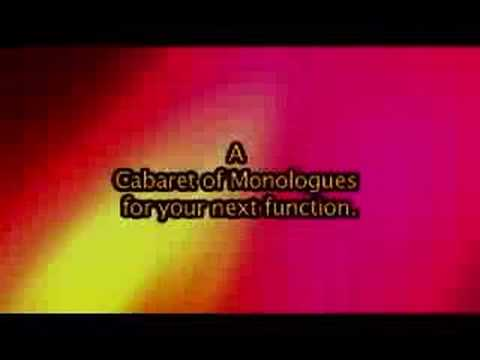 Cabaret of Monologues