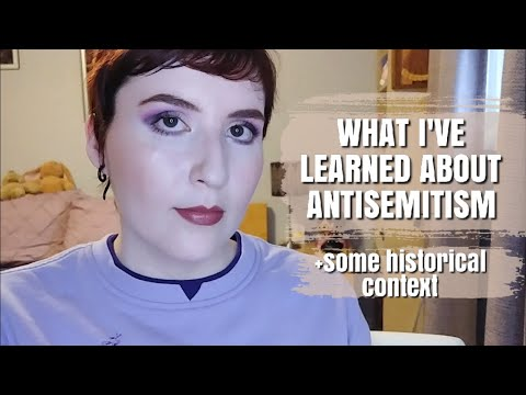 Antisemitism | What I Have Learned & Unlearned from YouTube · Duration:  38 minutes 34 seconds