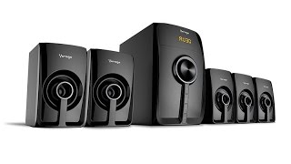 Home theatre para Gaming Vorago SPB-500