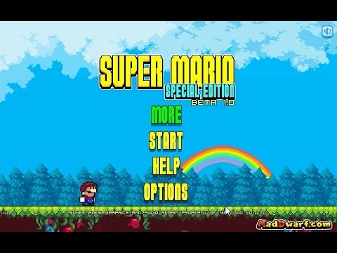 Friv Super Mario Special Edition