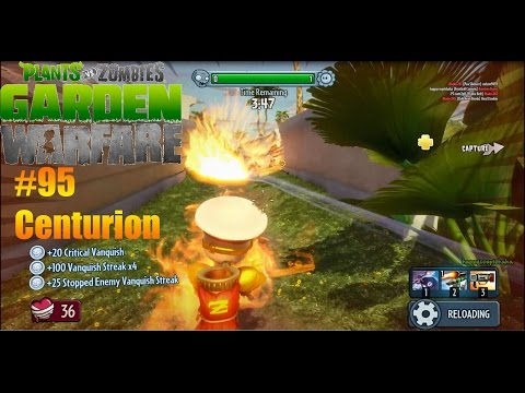 Plants Vs Zombies : Garden Warfare - #95 Centurion