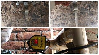 Water  pressure pump   bathroom low water pressure solution